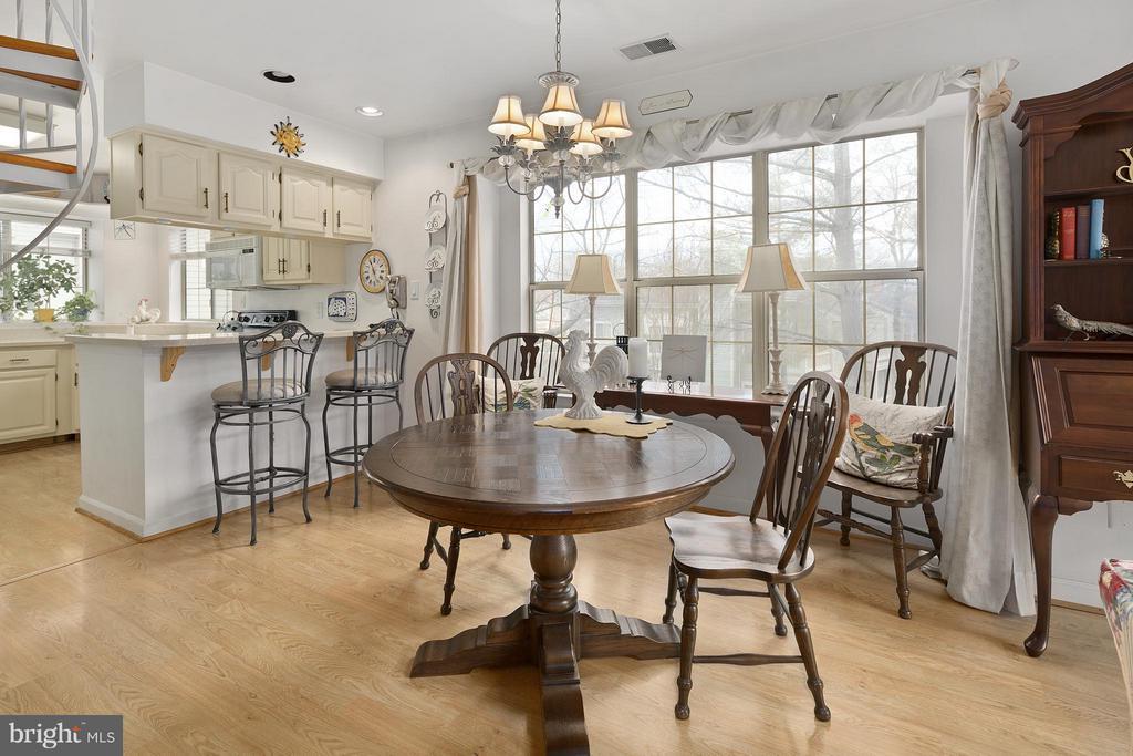 Dining Area - 10828 ANTIGUA TER #201, NORTH BETHESDA