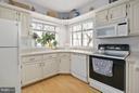 Updated Kitchen - 10828 ANTIGUA TER #201, NORTH BETHESDA