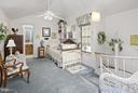 2nd Bedroom w/Full Bath - 10828 ANTIGUA TER #201, NORTH BETHESDA