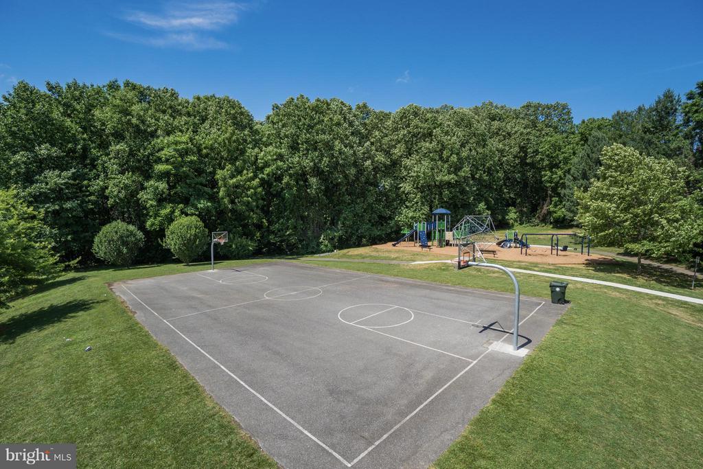 Basketball Court - 10828 ANTIGUA TER #201, NORTH BETHESDA