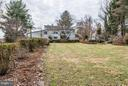 Professionally landscaped - 23009 COBB HOUSE RD, MIDDLEBURG
