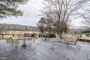 Alfresco dining with lovely views - 23009 COBB HOUSE RD, MIDDLEBURG