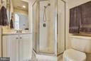 3rd Full Bath - 1221 FIDLER LN, SILVER SPRING
