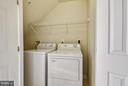 Washer/Dryer - 1221 FIDLER LN, SILVER SPRING