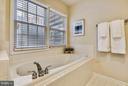 Master Bath - 1221 FIDLER LN, SILVER SPRING