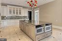 Kitchen - 105 POPLAR LN, OCCOQUAN