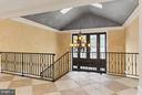 Upper Hall Balcony - 105 POPLAR LN, OCCOQUAN