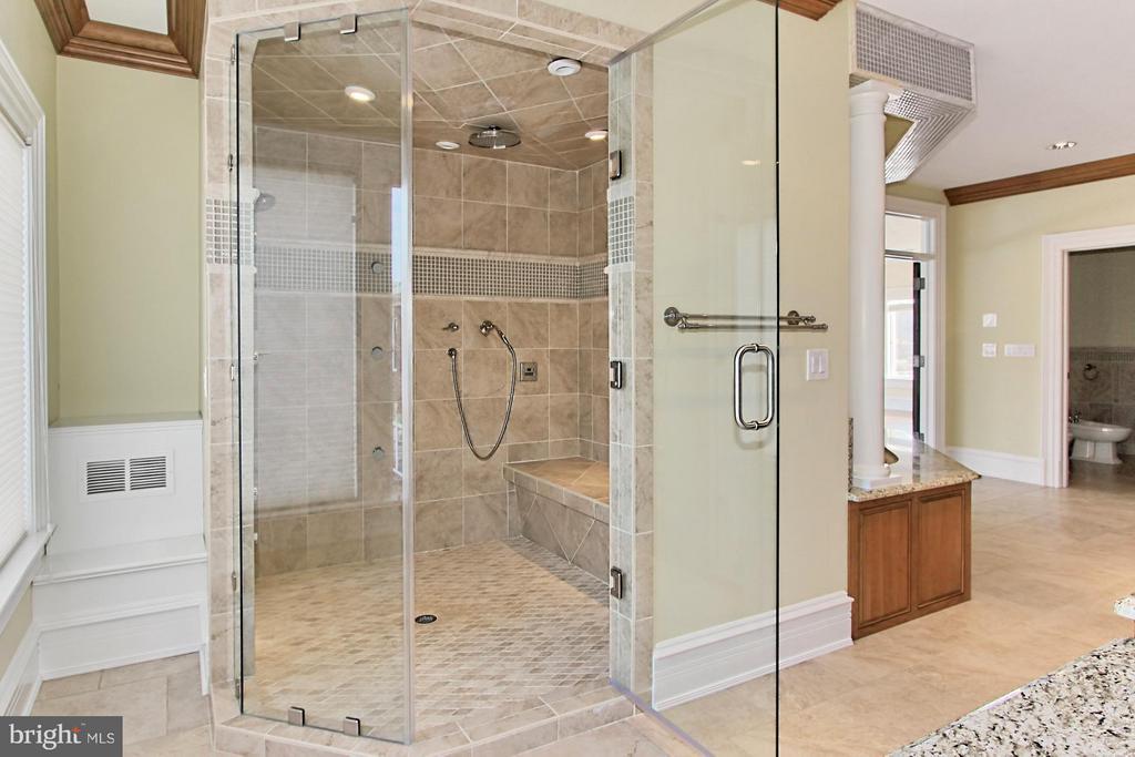 Master Bath - 105 POPLAR LN, OCCOQUAN