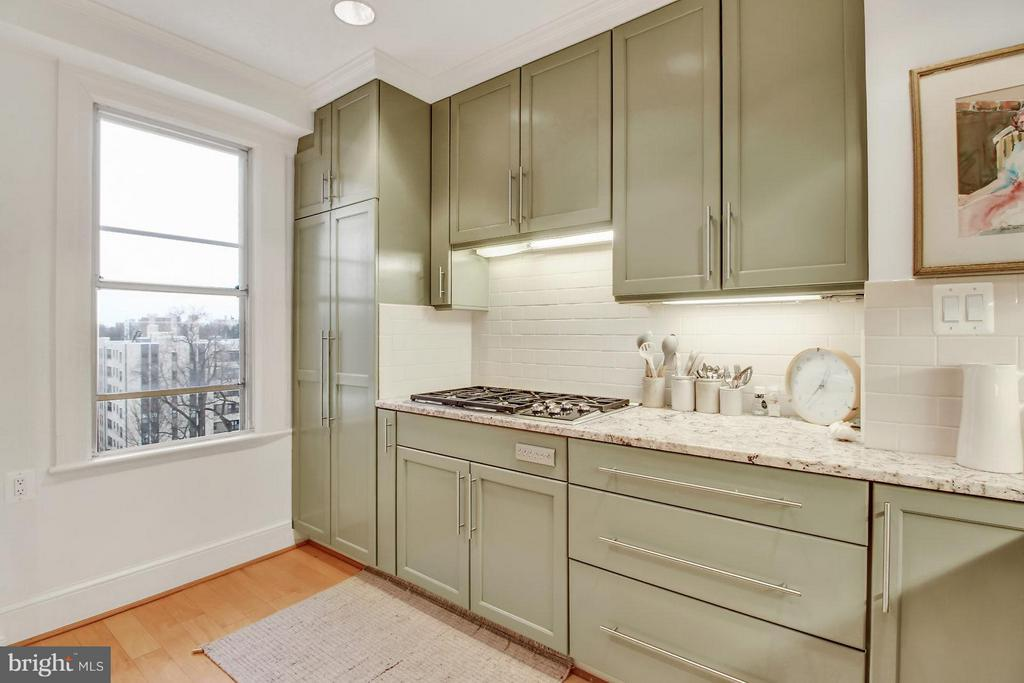 Kitchen - 4000 CATHEDRAL AVE NW #704B, WASHINGTON