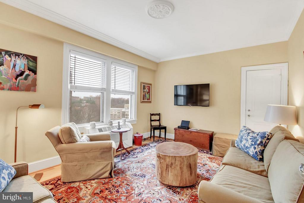 Den or bedroom - 4000 CATHEDRAL AVE NW #704B, WASHINGTON