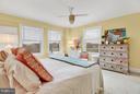 Master bedroom - 4000 CATHEDRAL AVE NW #704B, WASHINGTON