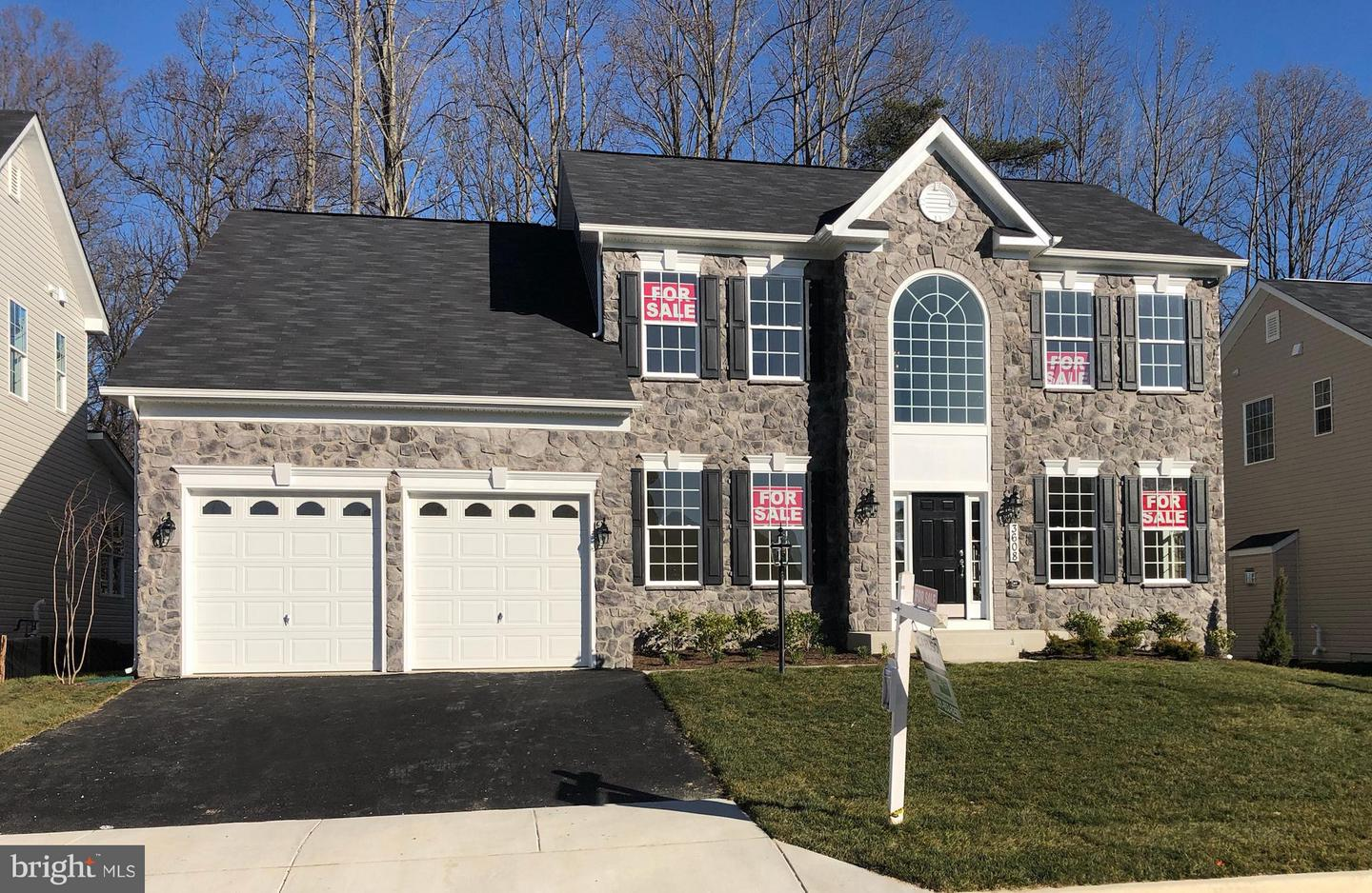 Single Family for Sale at 3608 Chancelsors Dr Upper Marlboro, Maryland 20772 United States