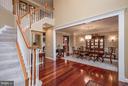 2 Story Foyer! - 10 BOSTON CT, FREDERICKSBURG