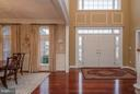 Brazilian Cherry Hardwood Floors - 10 BOSTON CT, FREDERICKSBURG