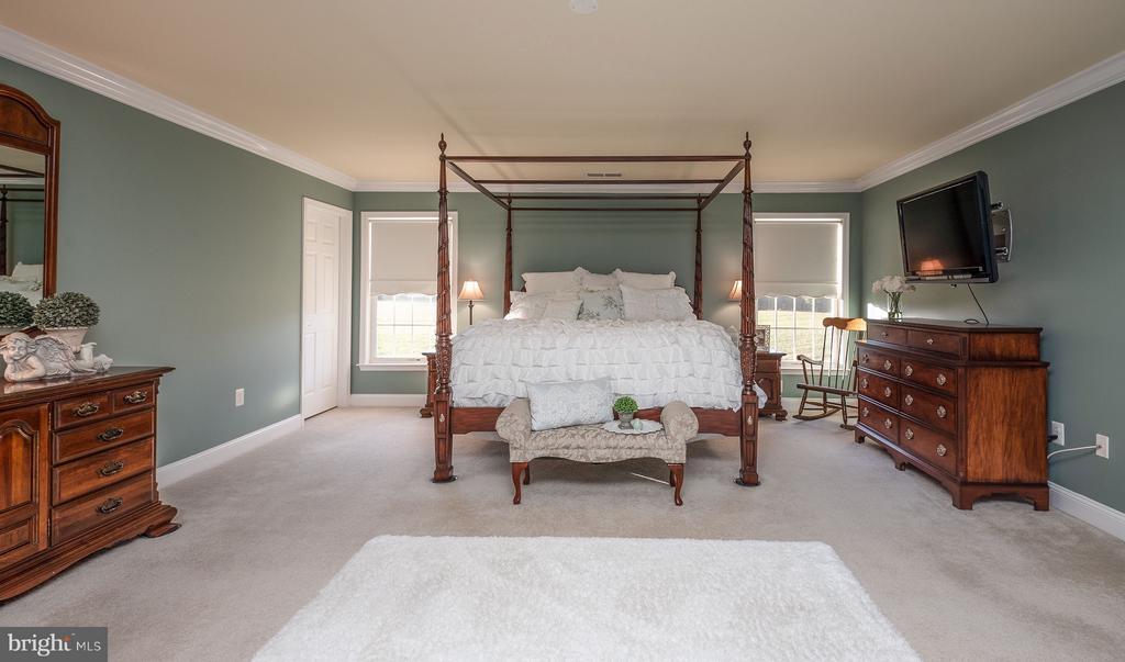Stately Master Suite - 10 BOSTON CT, FREDERICKSBURG