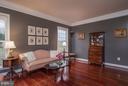 Living Room - 10 BOSTON CT, FREDERICKSBURG