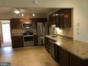 Fabulous kitchen - new appliances & counter - 8427 BATTLE PARK DR, SPOTSYLVANIA
