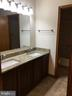Updated bath - new toilet, counter, sink, lights - 8427 BATTLE PARK DR, SPOTSYLVANIA
