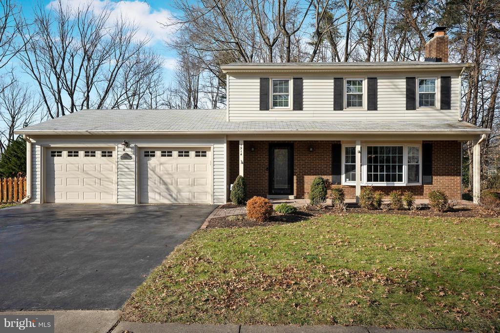7914  SAINT GEORGE COURT, West Springfield, Virginia
