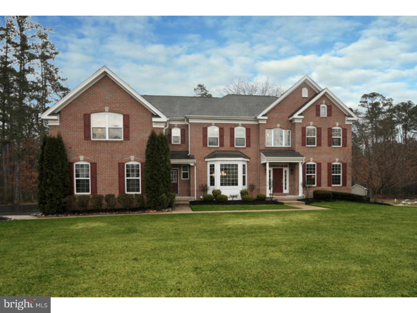 Single Family Home for Sale at 55 SLEEPY HOLLOW Drive Tabernacle, New Jersey 08088 United States