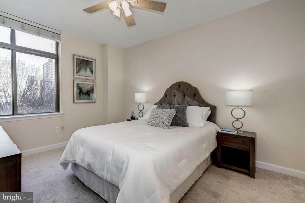 Spacious Master Bedroom - 1000 N RANDOLPH ST #305, ARLINGTON