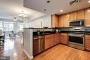 Brand new SS appliances - 1000 N RANDOLPH ST #305, ARLINGTON