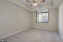 Second bedroom - 1000 N RANDOLPH ST #305, ARLINGTON