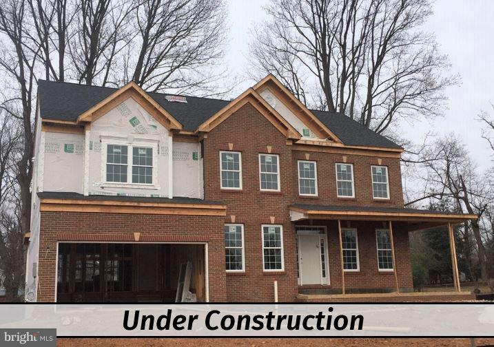 Lions Gate Lot 2 Under Construction - 7752 LIONS GATE CT #2, FALLS CHURCH