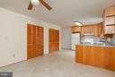 Kitchen / Dining - 14998 GRACE KELLER DR, WALDORF