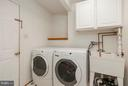 Laundry Room - 14998 GRACE KELLER DR, WALDORF