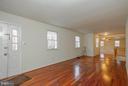 Living Room - 14998 GRACE KELLER DR, WALDORF
