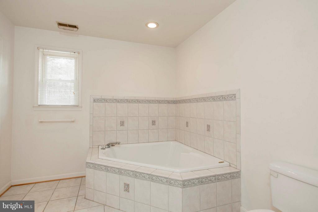 Master Bath - 14998 GRACE KELLER DR, WALDORF