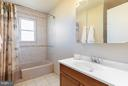 Upper hall bath - 2321 CONTEST LN, HAYMARKET