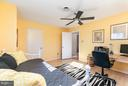 Each with a ceiling fan and low maintenance floors - 2321 CONTEST LN, HAYMARKET