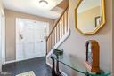 Bright, inviting foyer - 2321 CONTEST LN, HAYMARKET