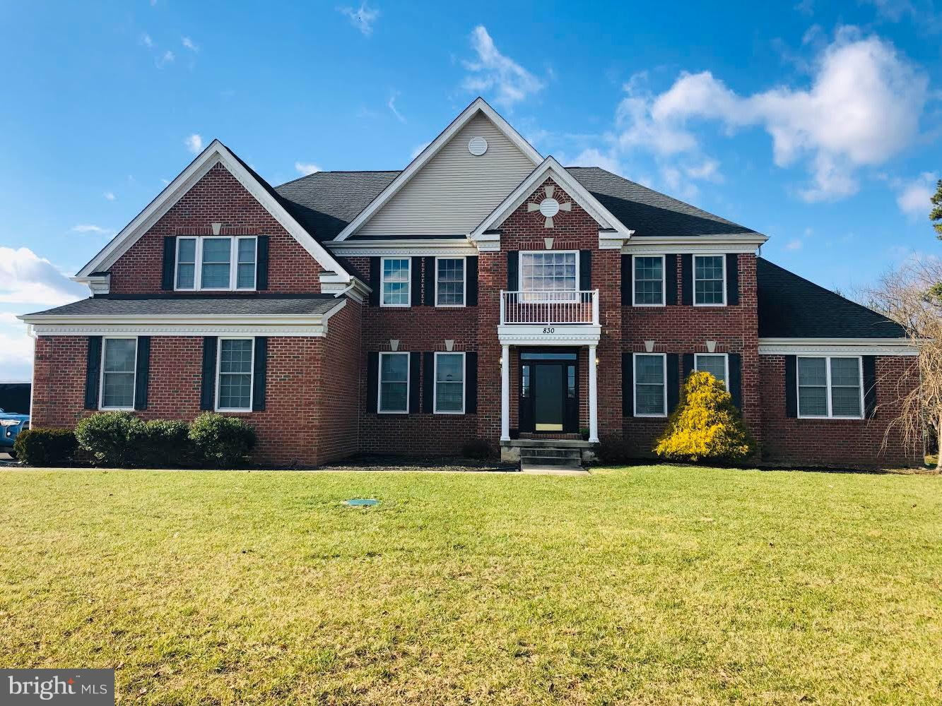 Single Family Home for Sale at 830 RACHEL Drive Franklinville, New Jersey 08322 United StatesMunicipality: Franklin Township