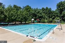 Community Swimming Pool - 1800 OLD MEADOW RD #618, MCLEAN