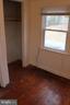 Bed 3 closet - 7106 HAWTHORNE ST, LANDOVER