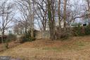 Backyard - 7106 HAWTHORNE ST, LANDOVER