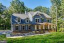 80% Brick or Stone exterior - 6607 ACCIPITER DR, NEW MARKET