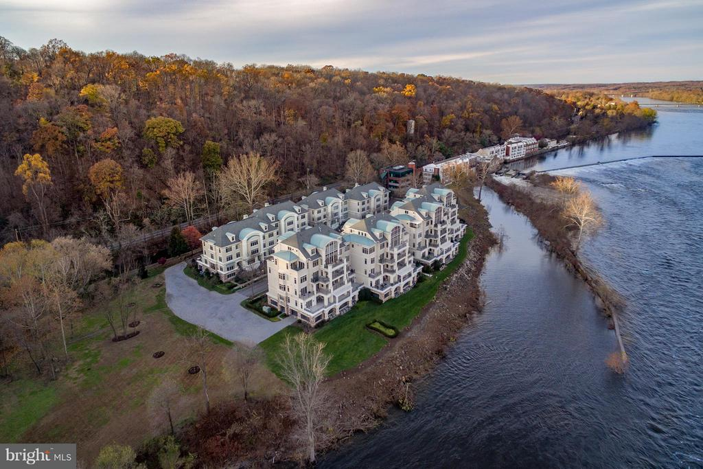 506  WATERVIEW PLACE  506, one of homes for sale in New Hope