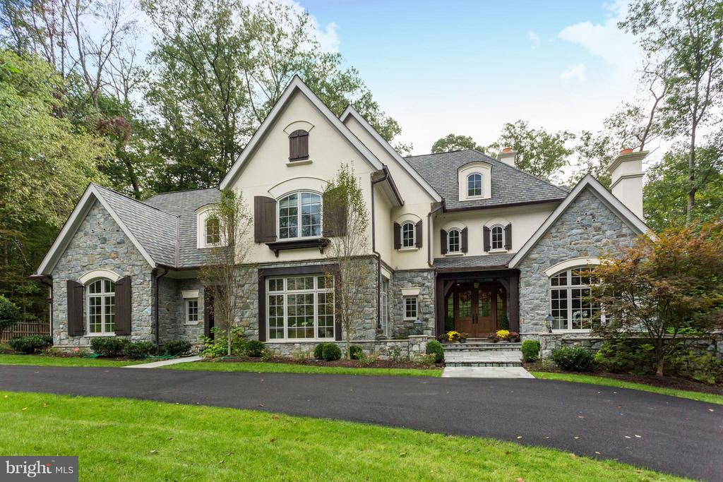 Exterior - 6707 WEMBERLY WAY, MCLEAN