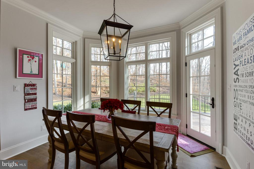 Morning Dining - 6707 WEMBERLY WAY, MCLEAN