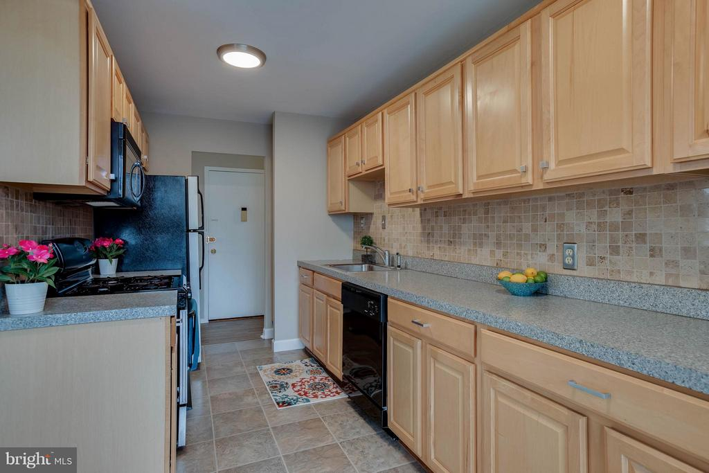 Open counters and lots of space. - 3333 W UNIVERSITY BLVD #511, KENSINGTON