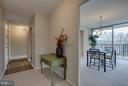 Entry way foyer. - 3333 W UNIVERSITY BLVD #511, KENSINGTON