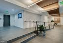Brand new, secure,  renovated lobby. - 3333 W UNIVERSITY BLVD #511, KENSINGTON