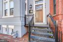 Outside Front Entrance - 948 WESTMINSTER ST NW, WASHINGTON