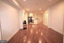 From Sunroom to kitchen view - 10328 SAGER AVE #113, FAIRFAX