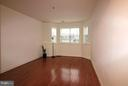 Master bedroom - 10328 SAGER AVE #113, FAIRFAX