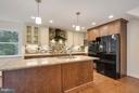 Brand new kitchen and appliances - 5201 MOUNT VERNON MEMORIAL HWY, ALEXANDRIA